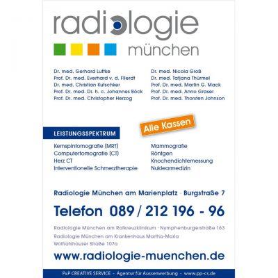 Ärztewerbung in München